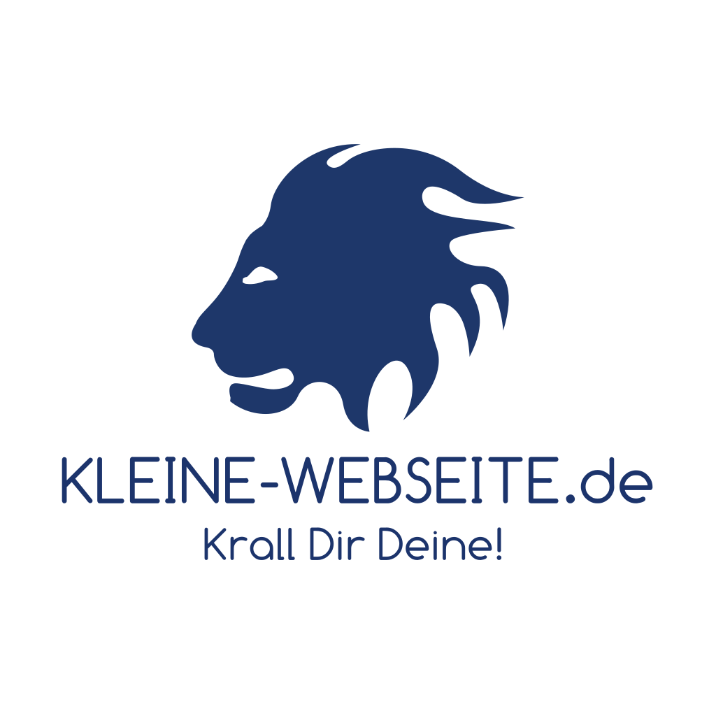 Kleine Webseite - grosse Wirkung!